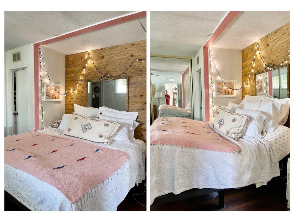 casper adjustable vibrating frame bed